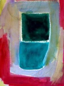 """Portal, 10"""" x 7"""", 2002"""