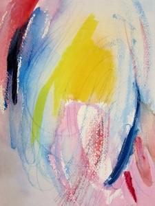 """Summer, 10"""" x 7"""", 2001"""
