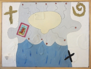 "Karen Tashkovski, III, 18"" x 24"", 1998, $200"