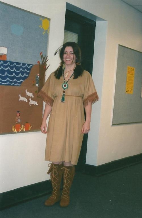 Indian costume 001