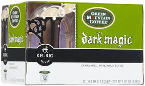 keurig dark magic
