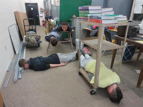 #planking