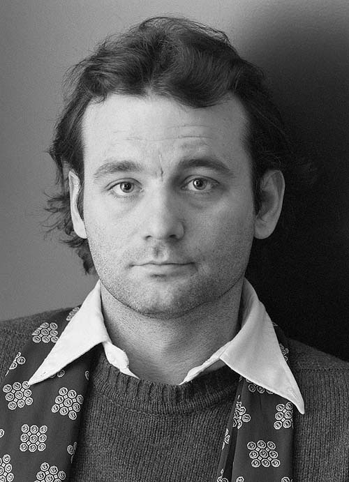 young bill murray