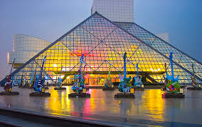 I M Pei rock and roll hall of Fame